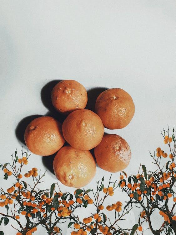 おいしい, オレンジ, シトラスフルーツ