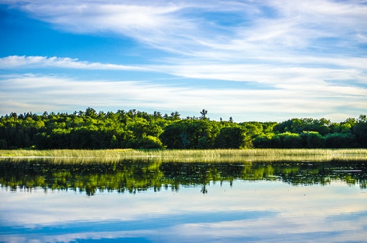 Free stock photo of landscape, nature, sky, water