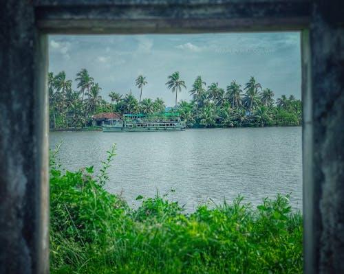 Gratis lagerfoto af båd, grøn, hav, Indien