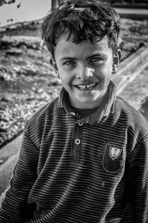 Imagine de stoc gratuită din băiat, băiat african, emoji, fericire
