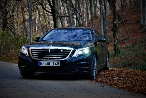 Free stock photo of auto, luxury car, mercedes, s class
