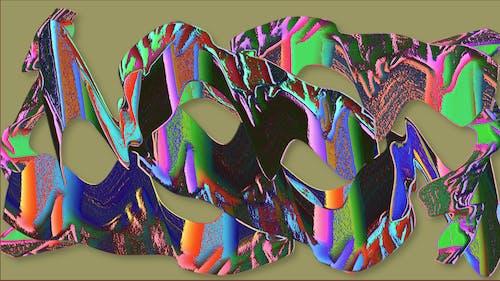 Darmowe zdjęcie z galerii z abstrakcyjne tło, abstrakcyjny, tapeta 4k