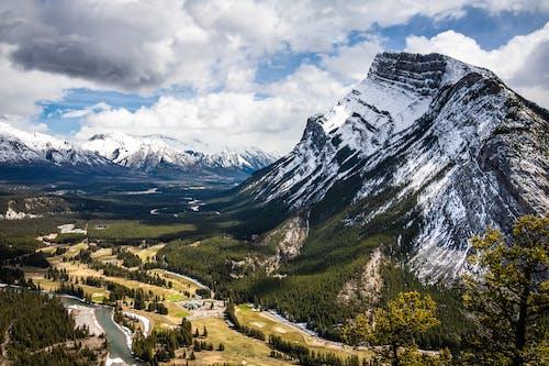 Ingyenes stockfotó Alberta, banff, ég, fák témában