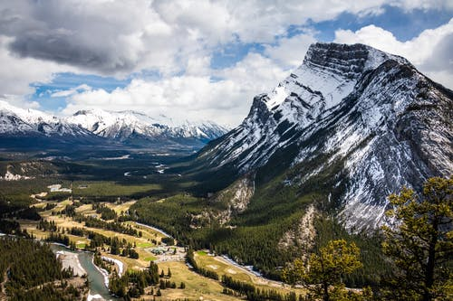 Fotos de stock gratuitas de al aire libre, Alberta, arboles, banff