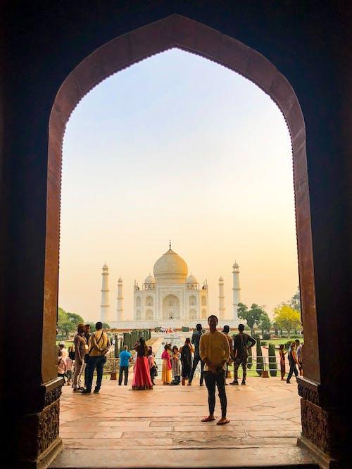 Photos gratuites de arc, architecture, attraction touristique, bâtiment