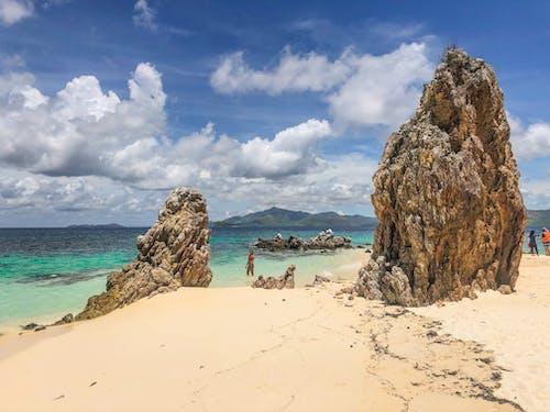 Základová fotografie zdarma na téma kámen, moře, oceán, ostrov