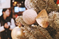 christmas, christmas tree, christmas decoration
