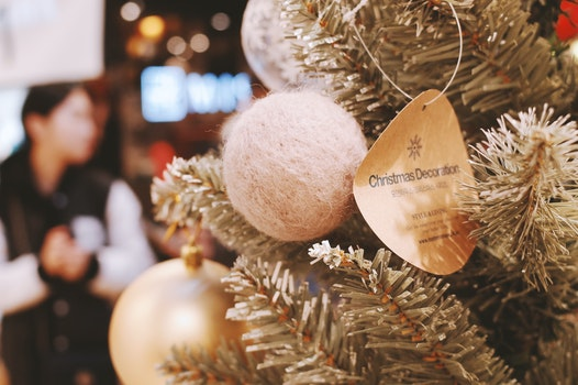 Free stock photo of christmas, christmas tree, christmas decoration, christmas balls