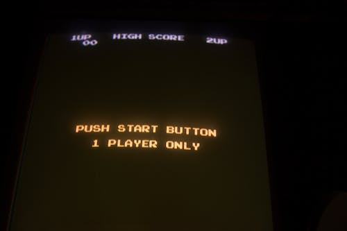 Push Start Button Screenshot