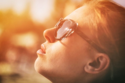 Free stock photo of person, sunglasses, woman, relaxation