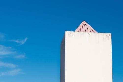 건물, 관념적인, 구름, 미니멀의 무료 스톡 사진