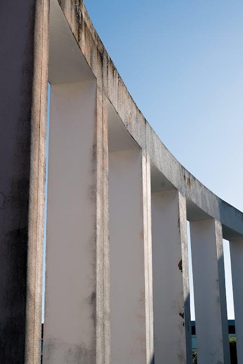 夏, 建物, 抽象, 極小の無料の写真素材