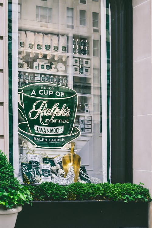 Immagine gratuita di caffè, new york, new york city, ralph lauren coffee