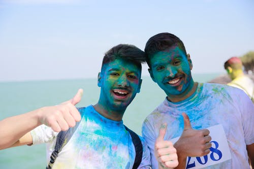 Foto d'estoc gratuïta de celebració, kuwait, thecolourfest