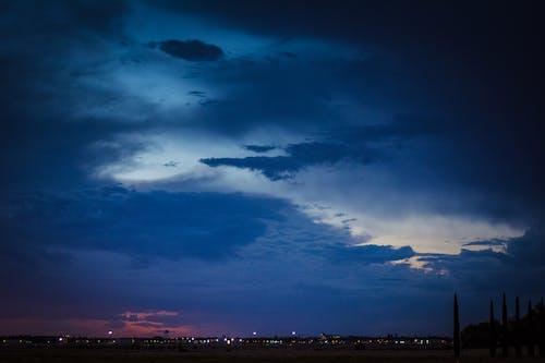 大自然, 景觀, 蓝调, 雨 的 免费素材照片