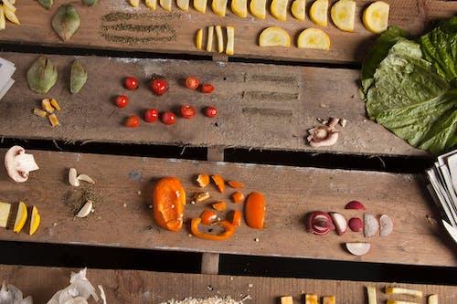 Kostnadsfri bild av blandad, ekologisk mat, färsk, färska grönsaker