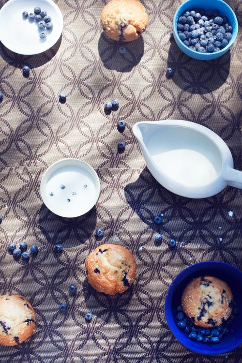 Безкоштовне стокове фото на тему «їжа, великий план, кекси, кубок»