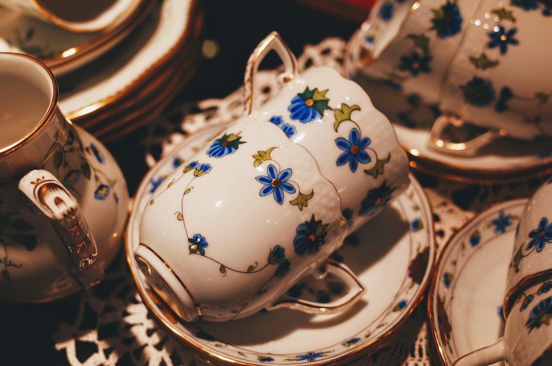 ceràmica, disseny, porcellana