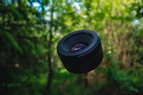Бесплатное стоковое фото с глубина резкости, линза, оборудование, оборудование фотографа