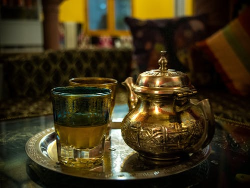 Immagine gratuita di arabo, bicchiere, marocco