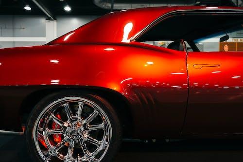 Бесплатное стоковое фото с автомобиль, Автомобильный, блестящий, классический