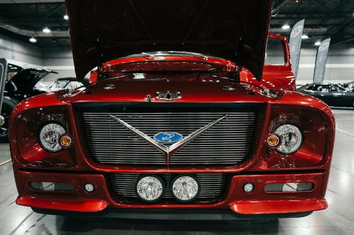 Бесплатное стоковое фото с автомобиль, Автомобильный, классический, ретро