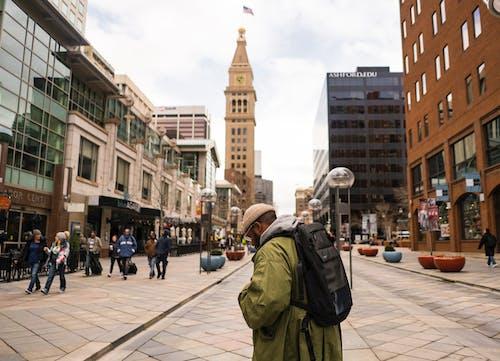 Foto profissional grátis de arquitetura, centro da cidade, cidade, construção