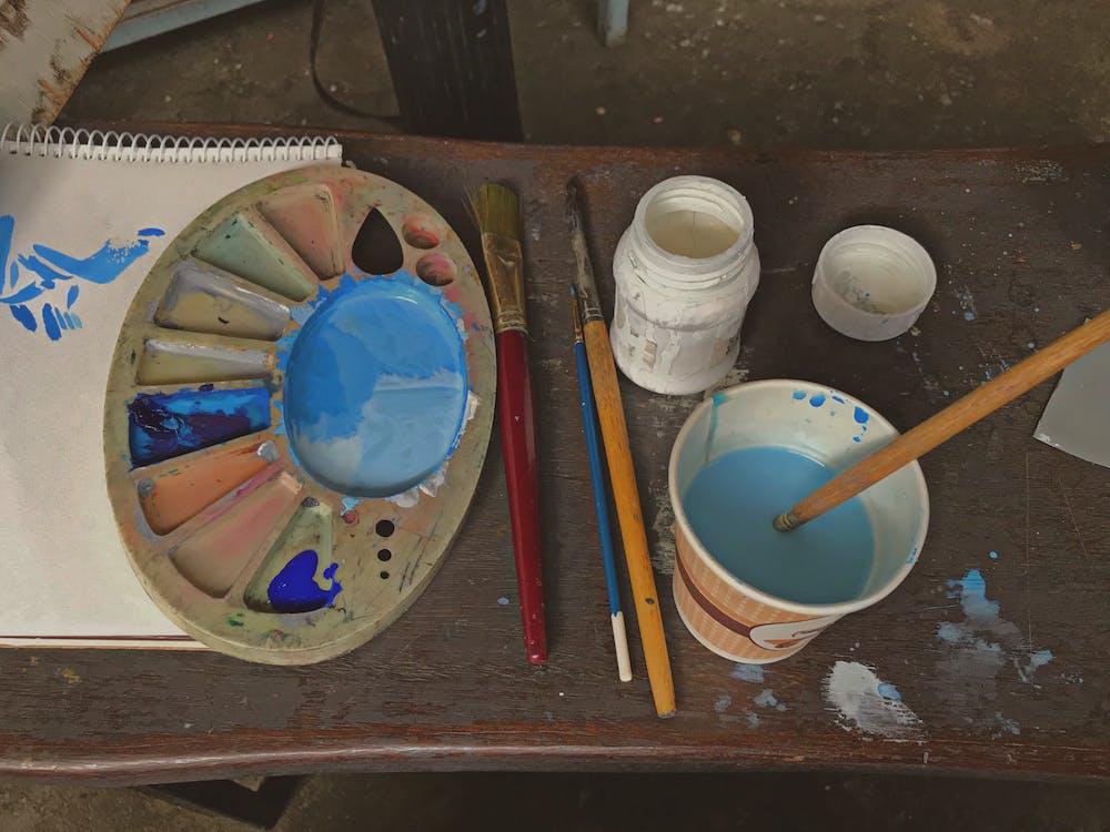 anvendt kunst, artist, farge