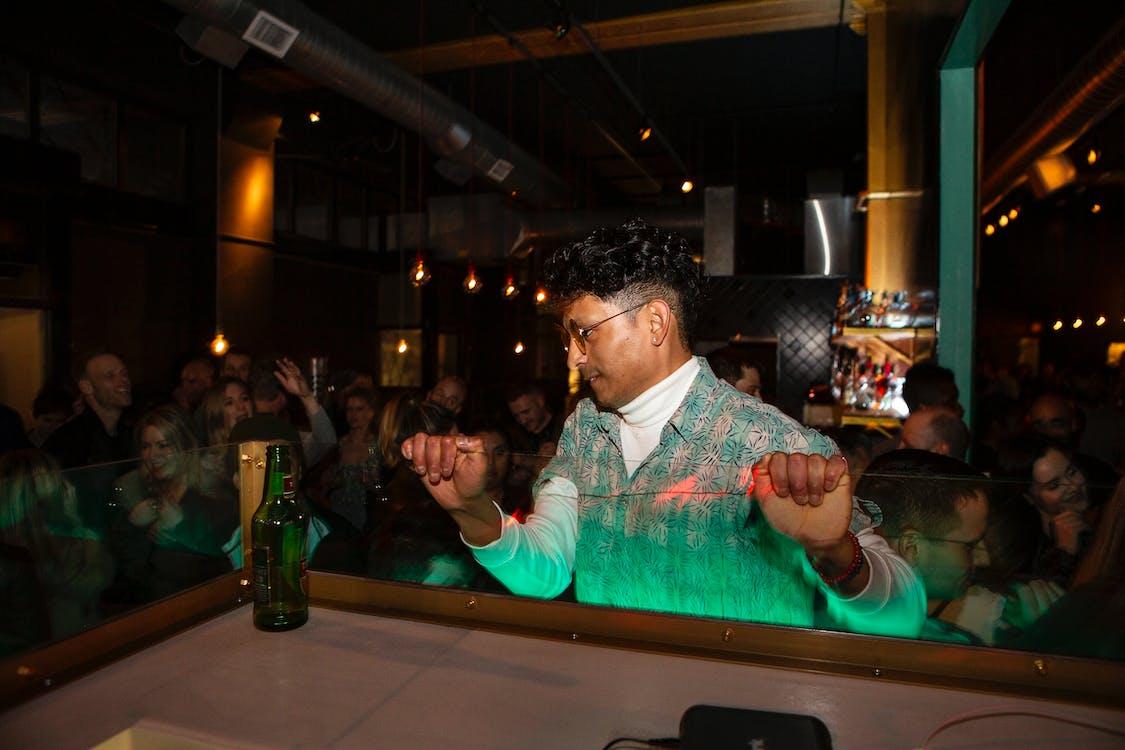 bar, dav, disko