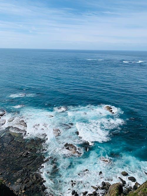 Безкоштовне стокове фото на тему «аерознімок, горизонт, з висоти польоту, зверху»