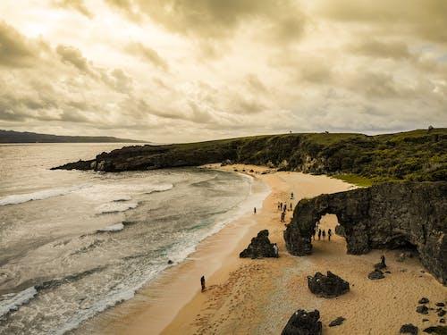 Photos gratuites de arc, beauté dans la nature, drone, île