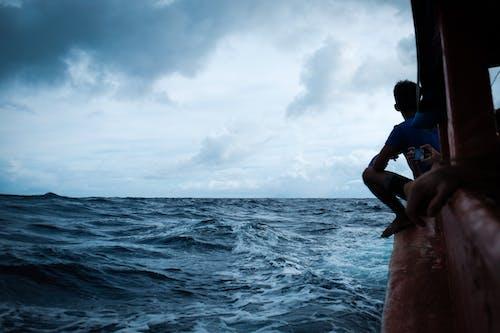 Photos gratuites de bateau, navire, océan bleu, voyager