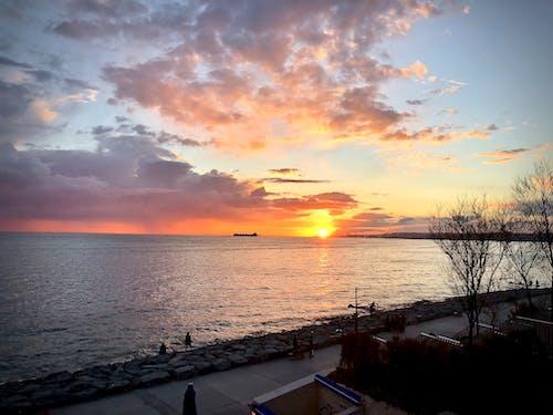 Fotos de stock gratuitas de #estanbul, #playa, #puesta de sol