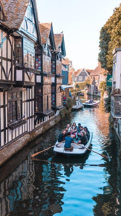 barca, canale, canterbury