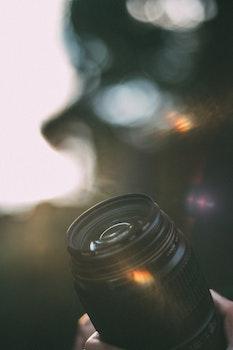 Free stock photo of lens, macro, photography equipment