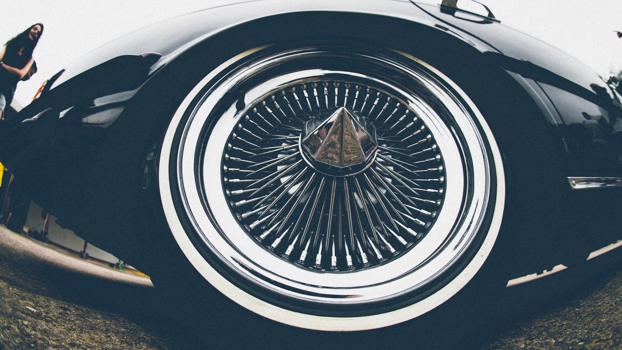 Gratis stockfoto met auto, automobiel, bmw, chroom