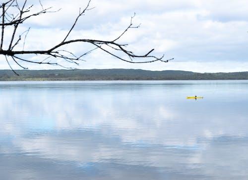 Kostnadsfri bild av canoeist, fredlig, inlopp, lugn plats