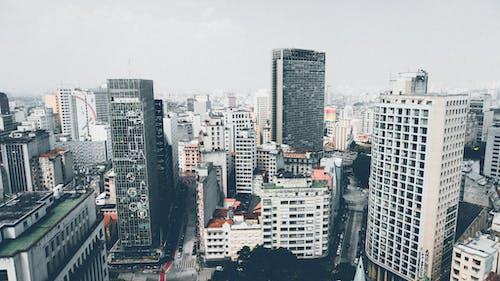 Fotos de stock gratuitas de al aire libre, alto, arquitectura, céntrico