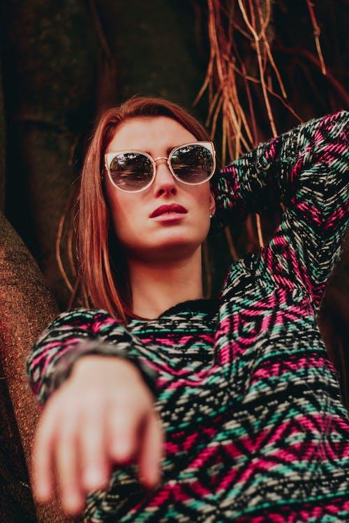갈색 머리, 모델, 사진 촬영, 색깔의 무료 스톡 사진