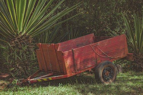 交通系統, 四輪的運貨馬車, 手推車, 放棄 的 免费素材照片