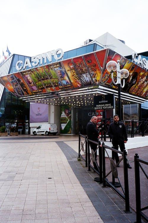 カジノ, シティ, ビジネス, 前面の無料の写真素材