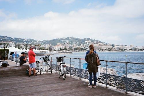 Fotobanka sbezplatnými fotkami na tému bicykle, cestovať, dospelý, dvojice