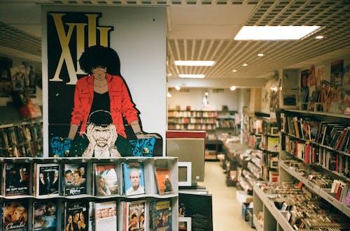 人, 商業, 圖書館, 女人 的 免費圖庫相片