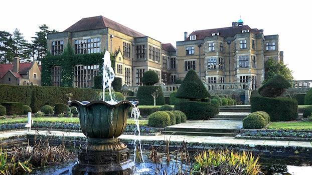 Free stock photo of landmark, buildings, bricks, garden