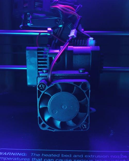 Ilmainen kuvapankkikuva tunnisteilla 3d tulostin, 3d-tulostimen korjaus, 3d-tulostin rikki, 3d-tulostus