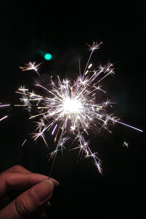 光, 光線, 慶祝