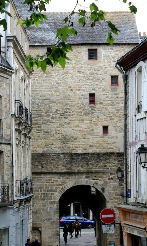 Gratis arkivbilde med eleganse, festning, historie, middelaldersk