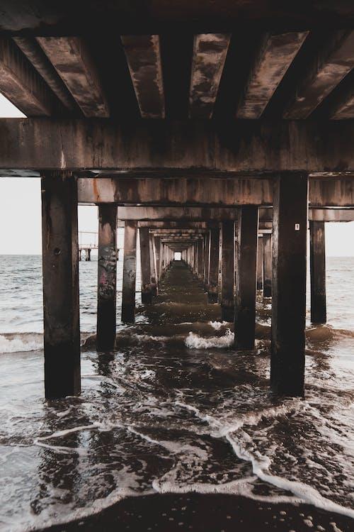 Imagine de stoc gratuită din corp de apă, flux, gol, în timpul zilei