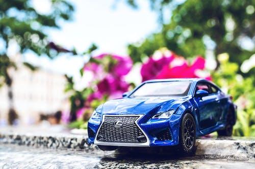 Gratis lagerfoto af dybde, gade, legetøjsbil, lille
