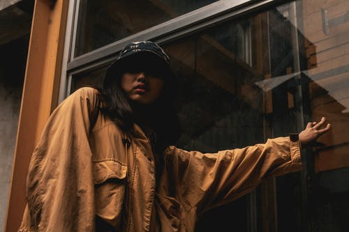 Free stock photo of asian girl, portrait, portrait photography, urban